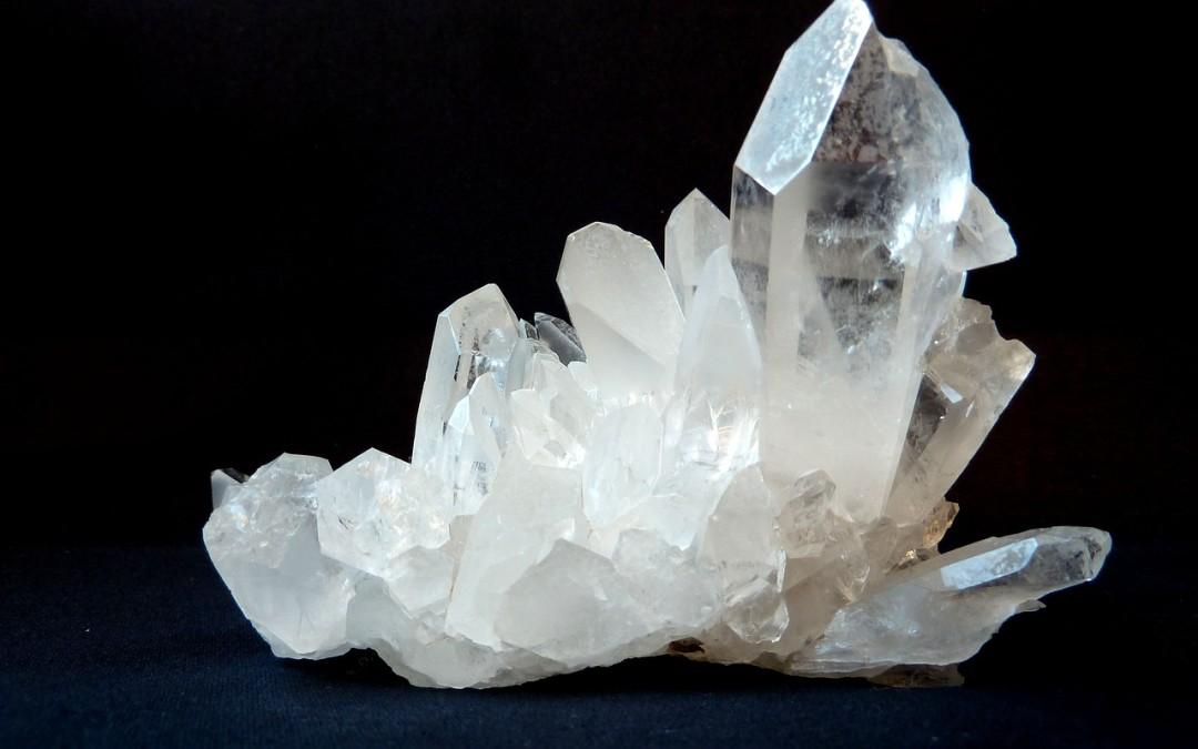 Uomini, cristalli ed evoluzione